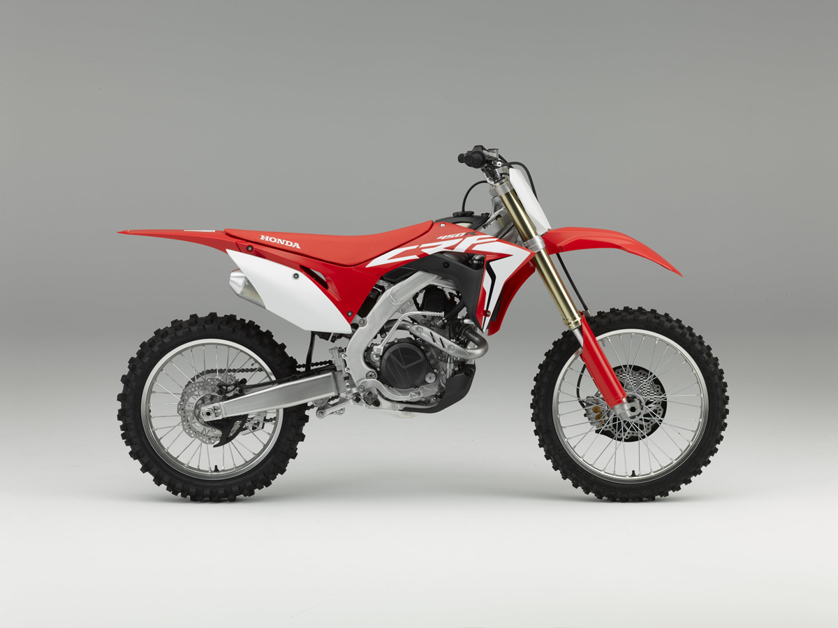 Excellent Honda Crf450R History Dirt Bike Magazine Inzonedesignstudio Interior Chair Design Inzonedesignstudiocom
