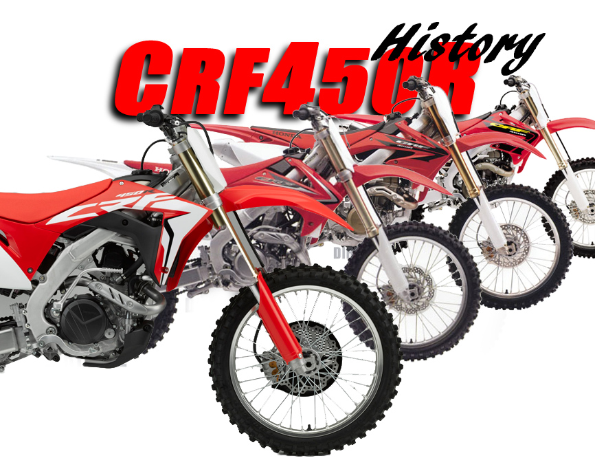 Wondrous Honda Crf450R History Dirt Bike Magazine Dailytribune Chair Design For Home Dailytribuneorg