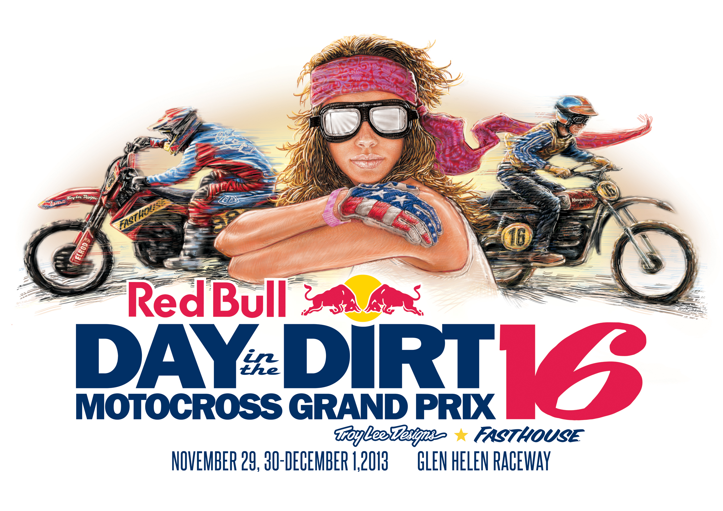 2017 Red Bull Day In The Dirt