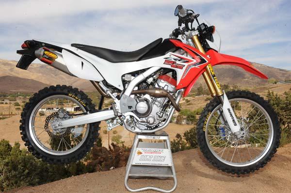 DUAL SPORT REPORT: HONDA CRF250L HOT ROD MODS | Dirt Bike Magazine