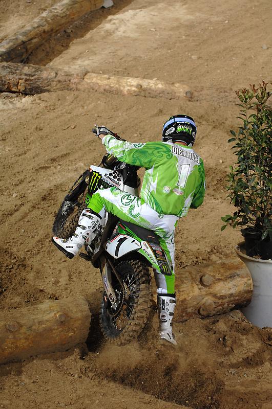 Monster Energy Kawasaki's Ricky Dietrich Wins Vegas