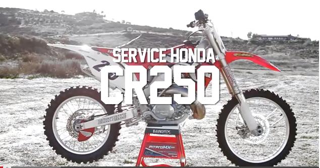 Two stroke tuesday service honda cr250 dirt bike magazine for 2018 honda 2 stroke