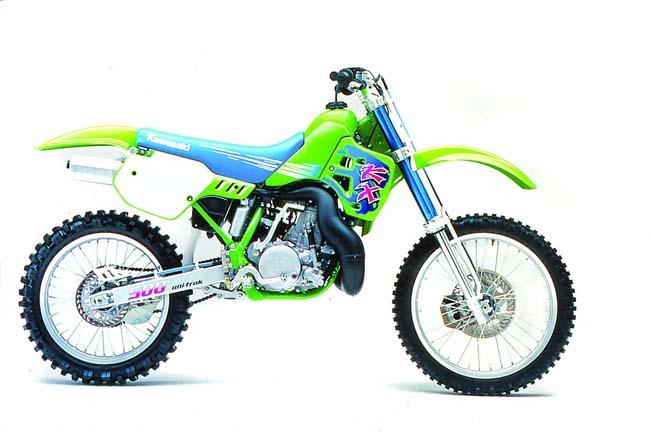 THE LIFE TIMES OF THE KAWASAKI KX500 Dirt Bike Magazine