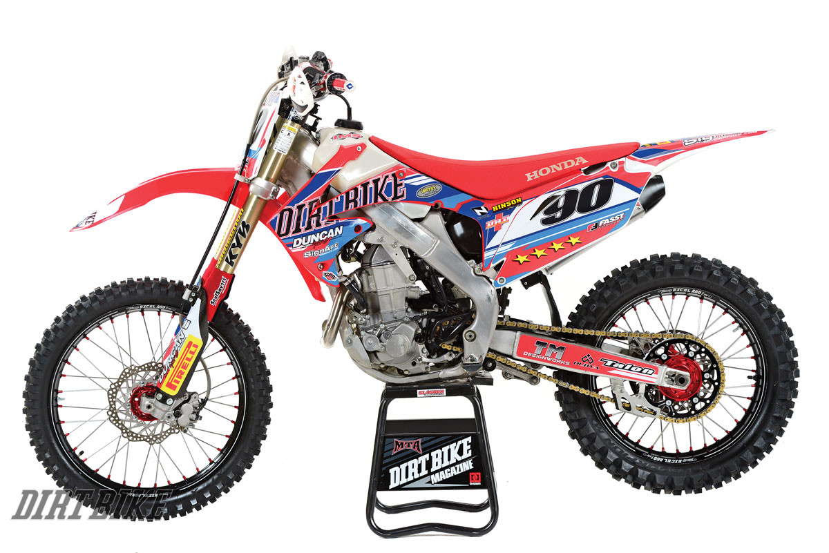PROJECT 2009 CRF450R: SECOND CHANCE | Dirt Bike Magazine