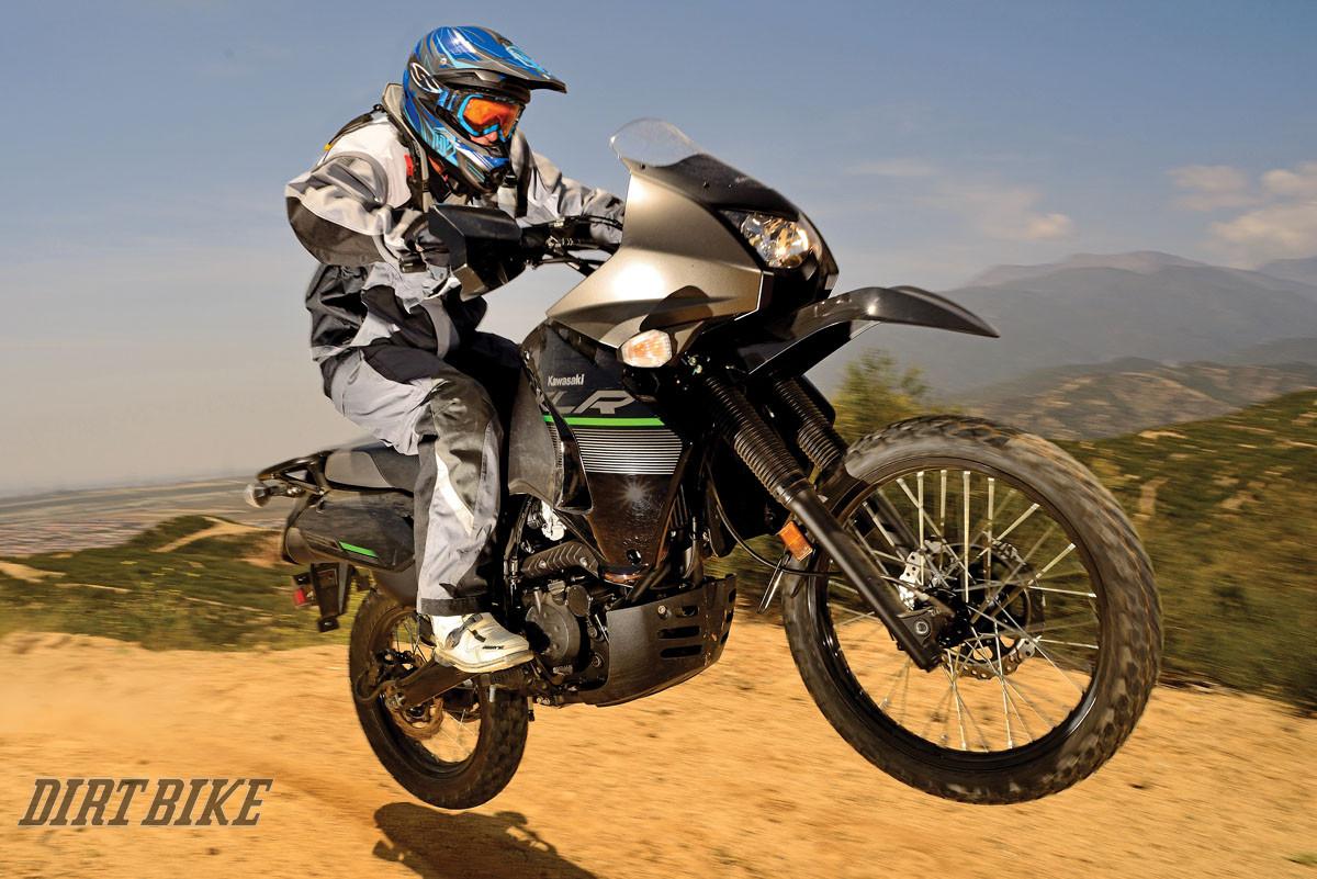 Kawasaki Klr650 Dirt Bike Magazine