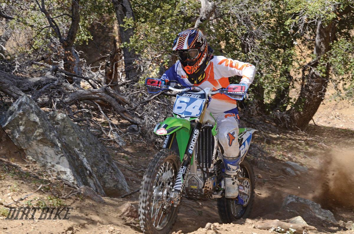 DICK'S RACING KX450F | Dirt Bike Magazine