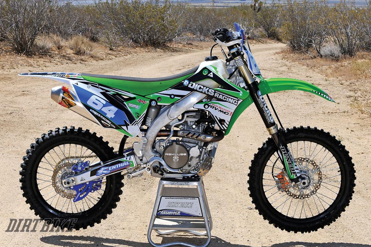Hook Up A Dirt Bike Transmission