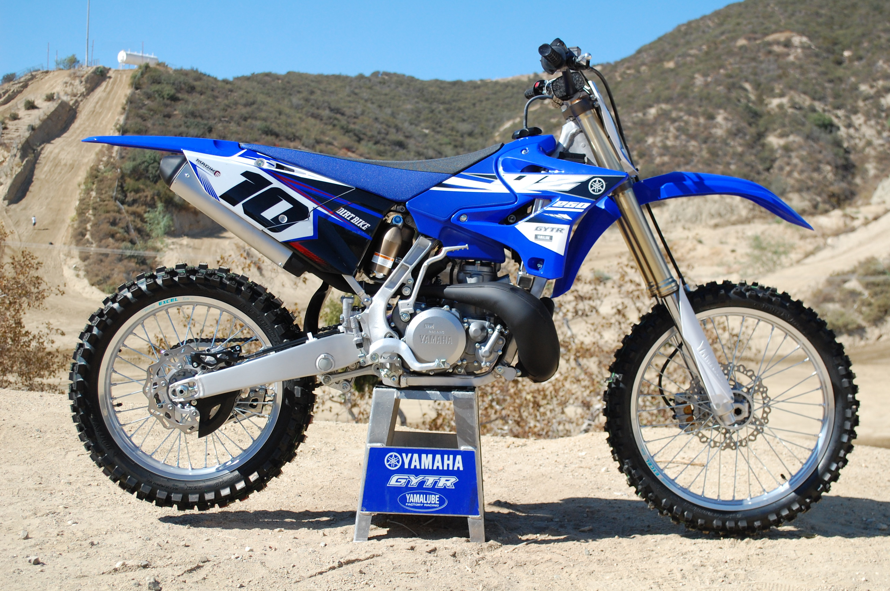 2015 Yamaha Yz250 Premix Dirt Bike Magazine