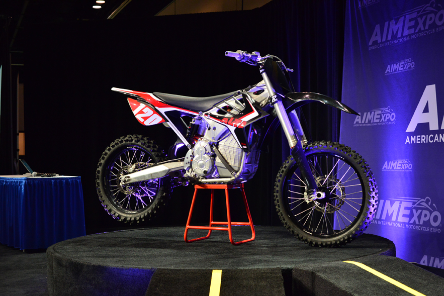 ALTA ELECTRIC BIKE DEBUT Dirt Bike Magazine