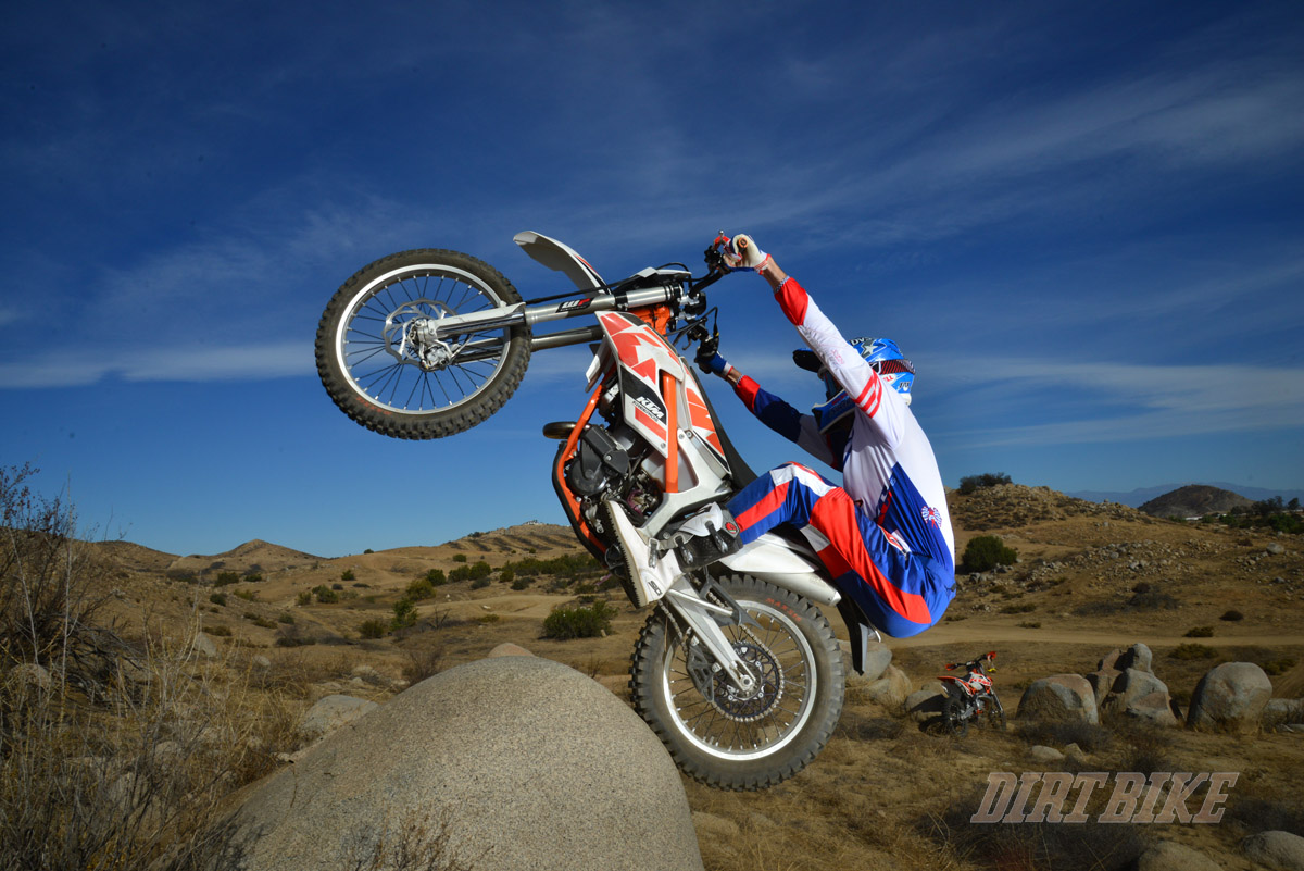 dirt bike magazine | ktm freeride 250r