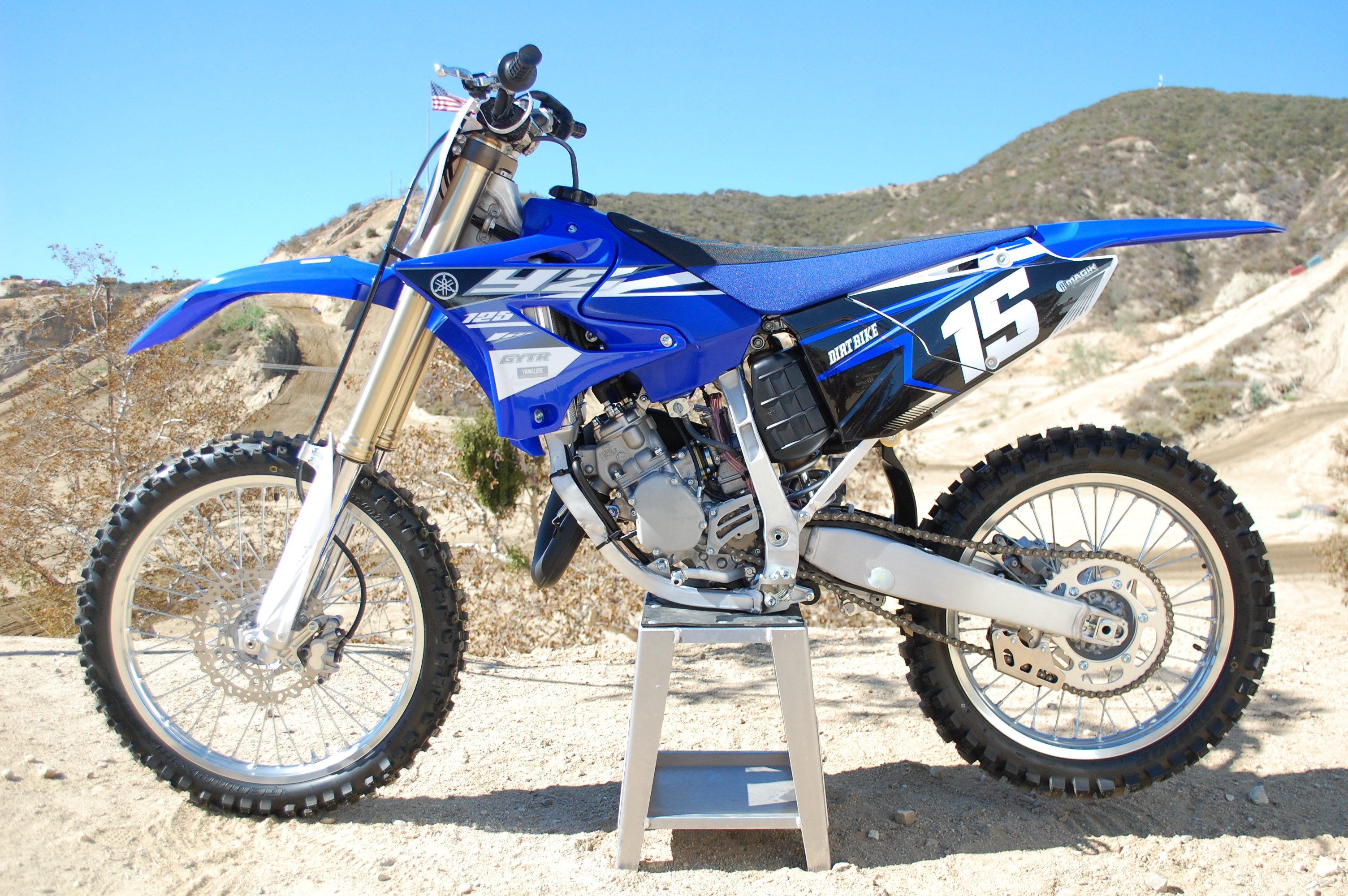 Yamaha Yz Dirt Bike