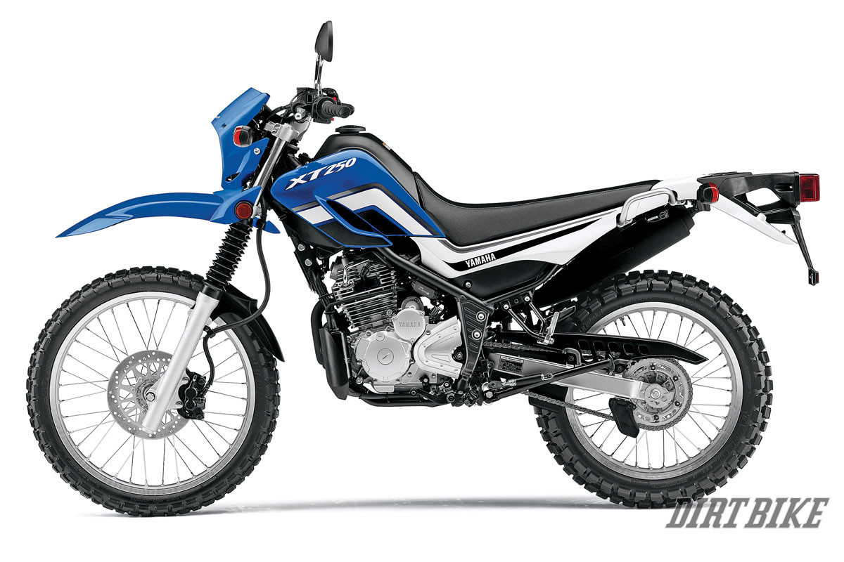 2015 dual sport bike buyer 39 s guide dirt bike magazine for Yamaha road motorcycles