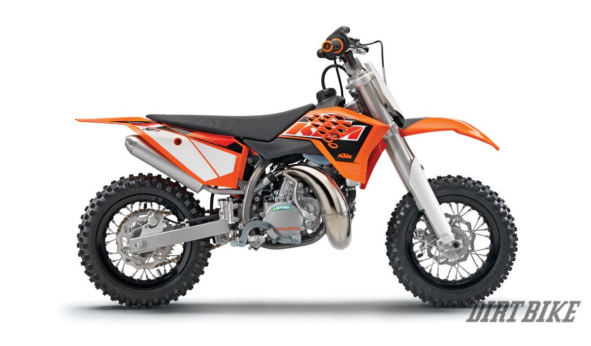 2015 Youth Entry Level Bikes Dirt Bike Magazine Rh Dirtbikemagazine Com Honda  Dirt Bikes KTM 50Cc Dirt Bike