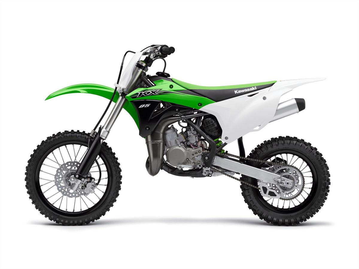 Kawasaki 125 Cross 2016 идеи изображения мотоцикла