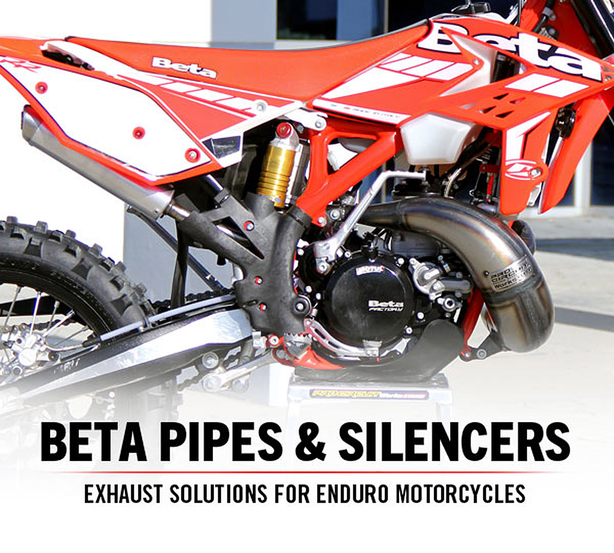 Pro Circuit Beta RR 2T 250/300 Exhaust systems | Dirt Bike