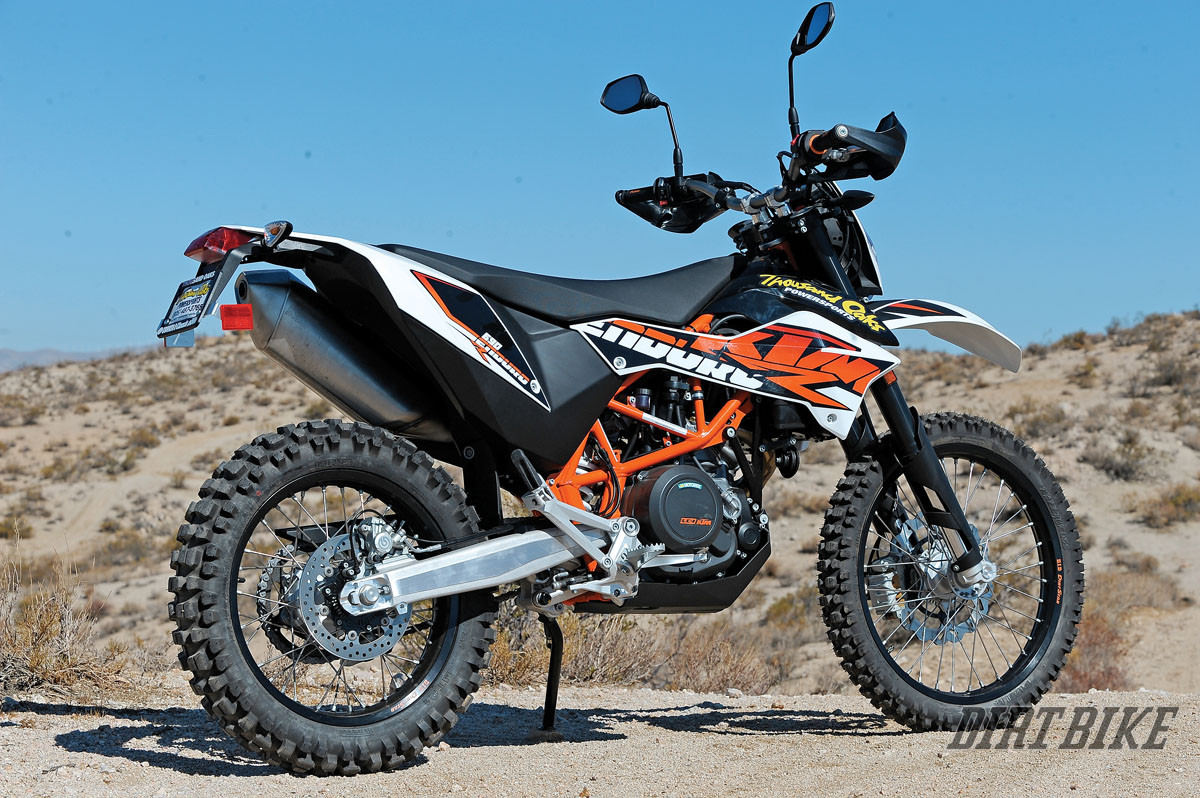 KTM 690 RIDE | Dirt Bike Magazine