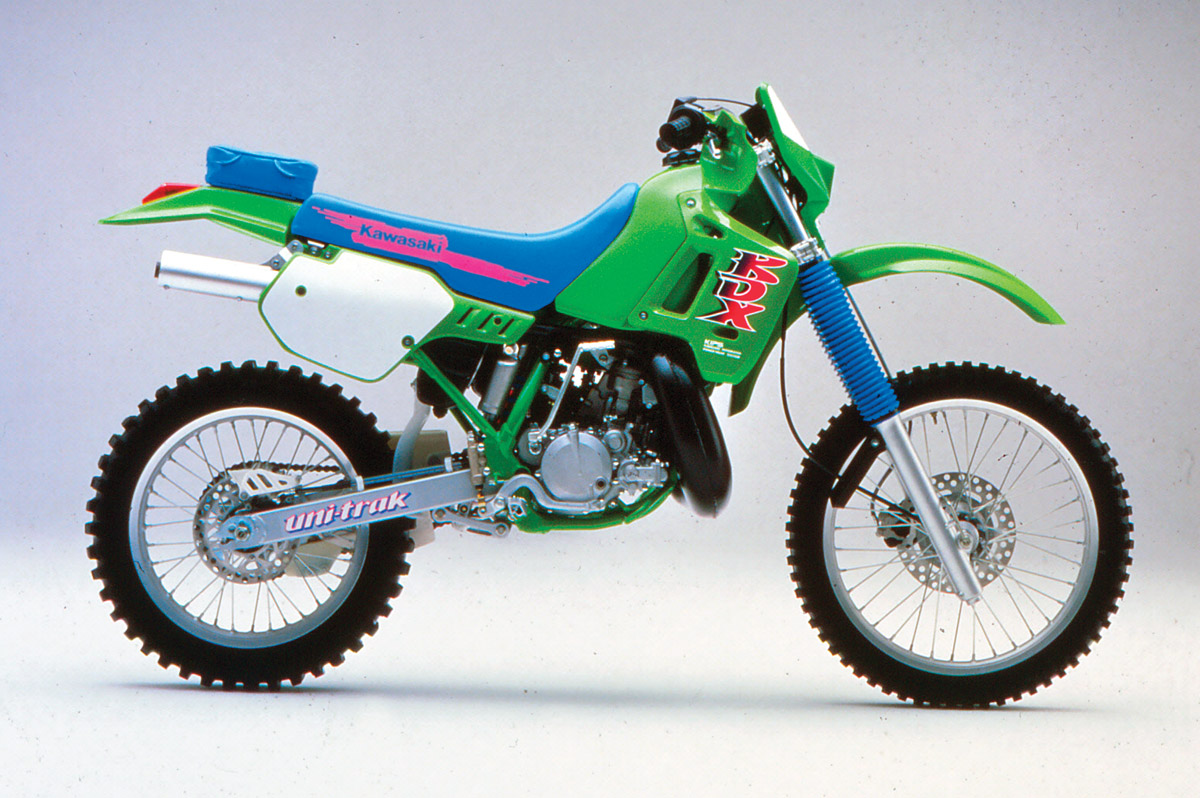 THE LIFE & TIMES OF THE KAWASAKI KDX200