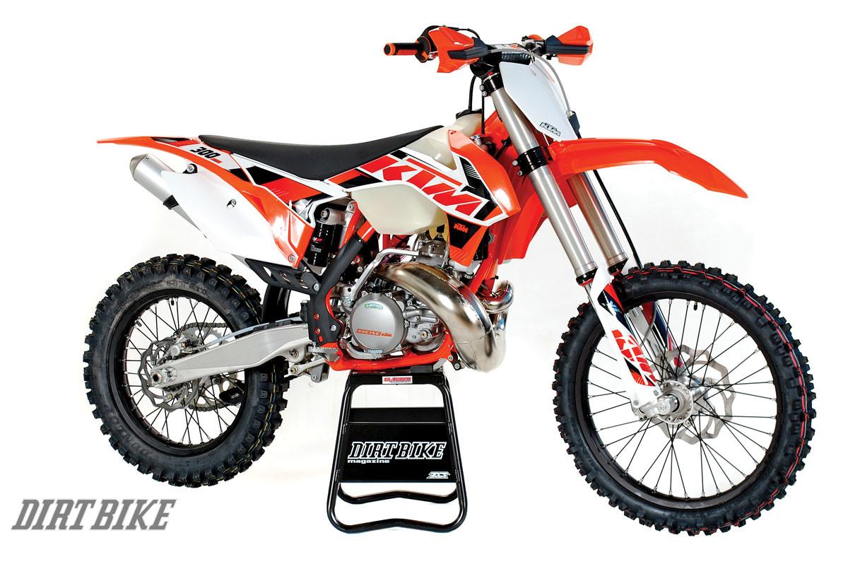 dirt bike magazine | ktm 300xc: ultimate 2-stroke or ultimate dirt