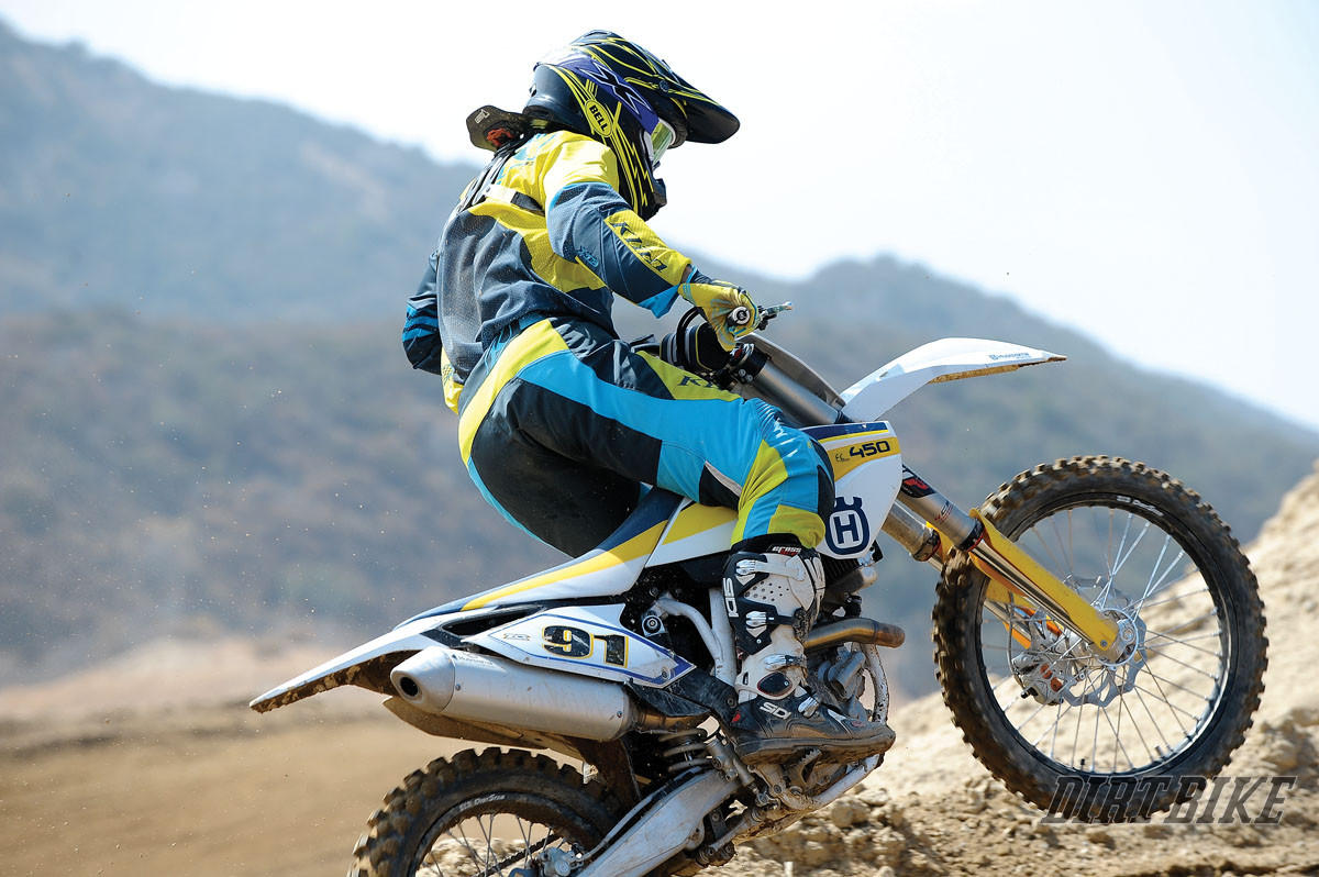 HUSKY FC450: AS GOOD AS THEY SAY? | Dirt Bike Magazine