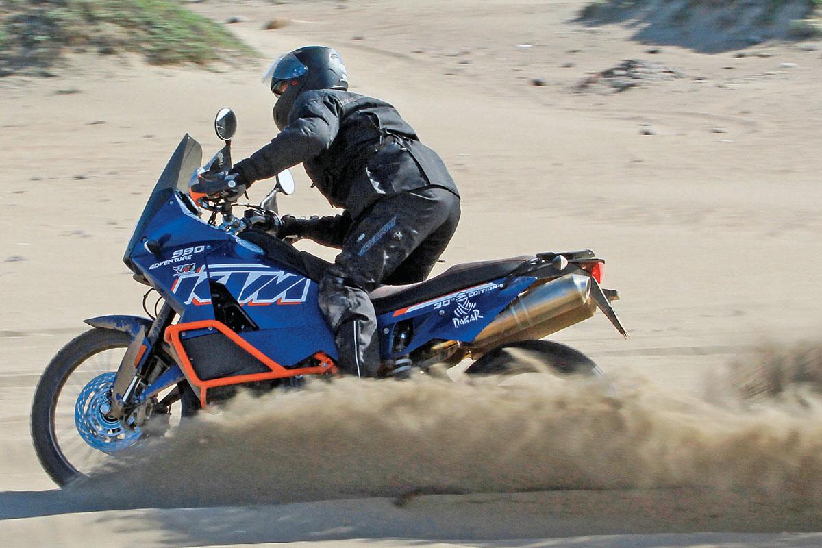 Are You Doing It The Hard Way Fixing Adventure Bike Flats Dirt