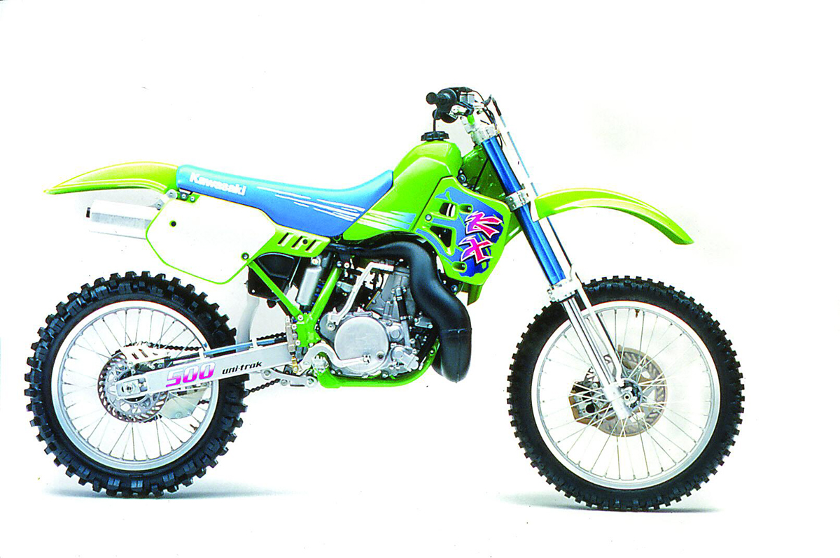 KX500 THE ONE BIKE TO RIDE BEFORE YOU DIE