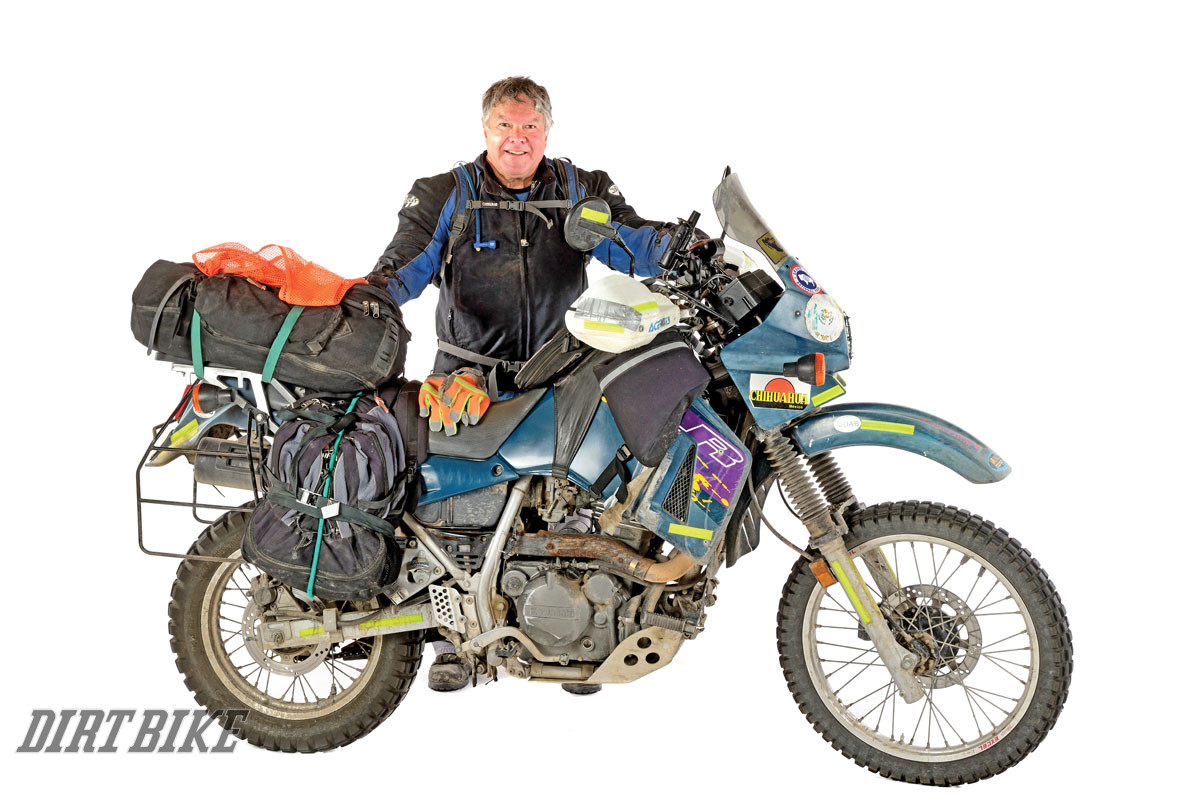 Riding The Great Divide Dirt Bike Magazine