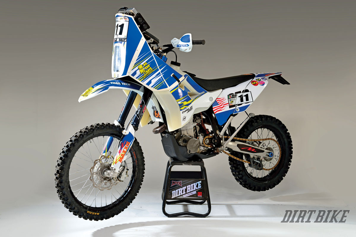 A Rally Bike For The Real World  Dirt Bike Magazine-6662
