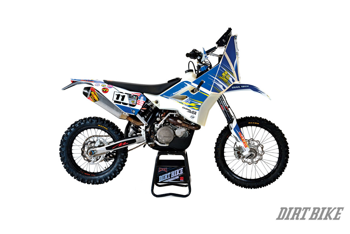 Dirt Bike Rally >> A Rally Bike For The Real World Dirt Bike Magazine