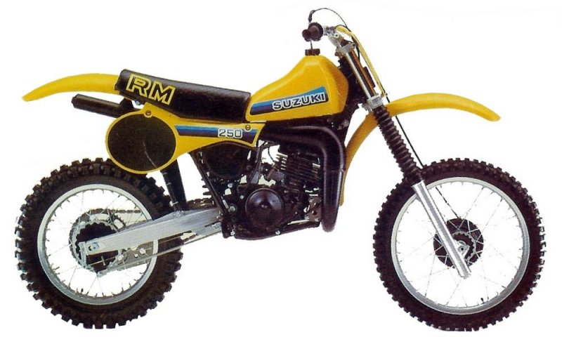 Best Used Motorcycles >> BEST USED BIKE EVER: SUZUKI RM250 | Dirt Bike Magazine