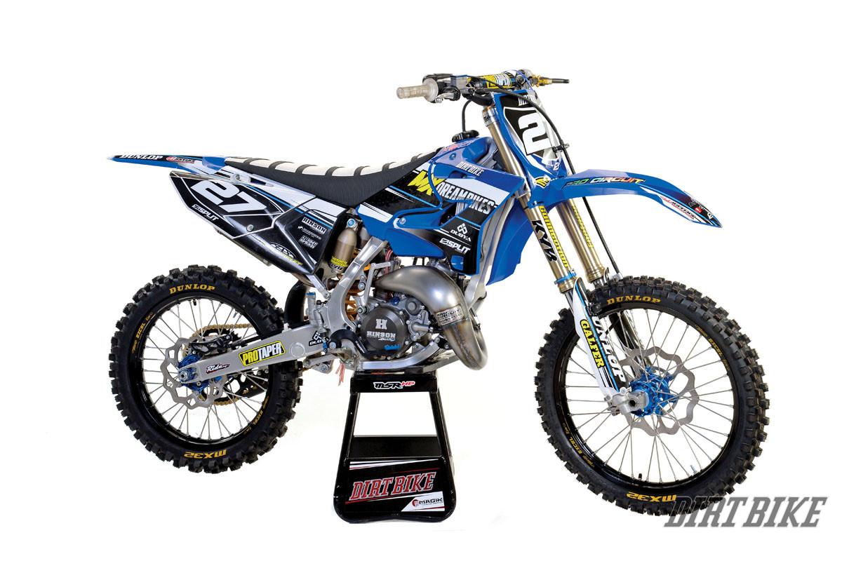 Premix Featuring Mx Dream Bikes Yz125 Dirt Bike Magazine
