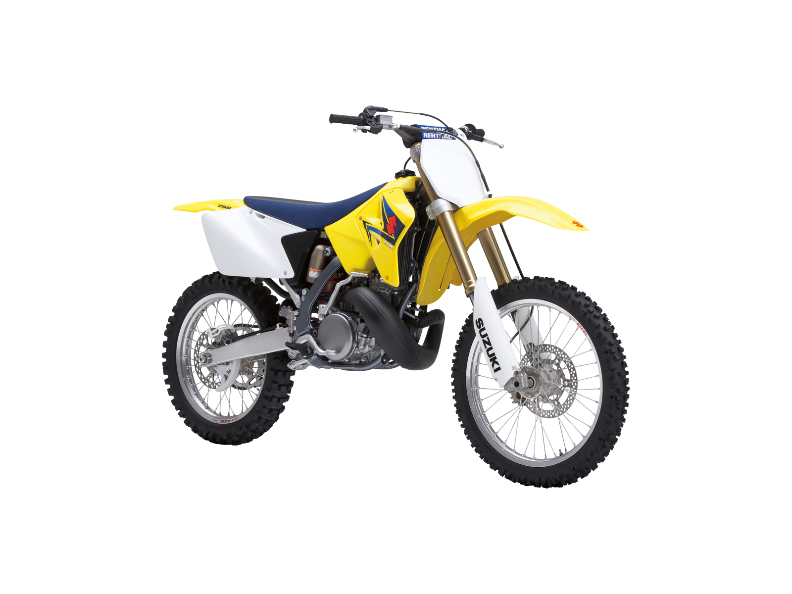 The 2008 Suzuki RM250 is just as competitive today as ever.