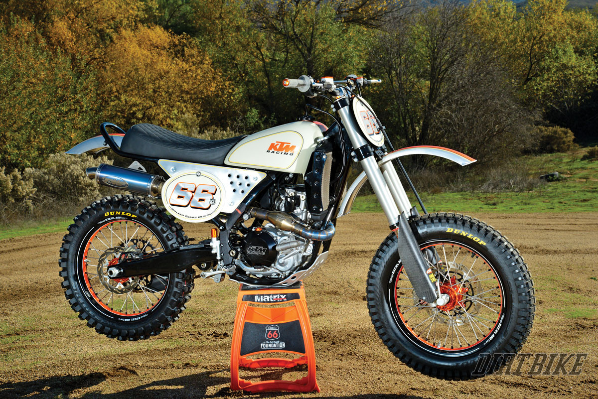 THE BIKE EVERYONE WANTS: CASELLI FOUNDATION 450SX