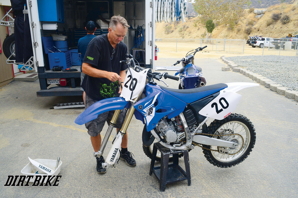 QUICK FORK SEAL REPLACEMENT | Dirt Bike Magazine