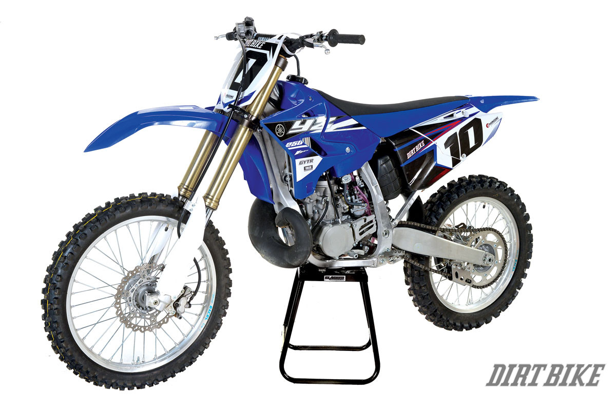 Survival Of The Est Yamaha Yz250 2 Stroke Story