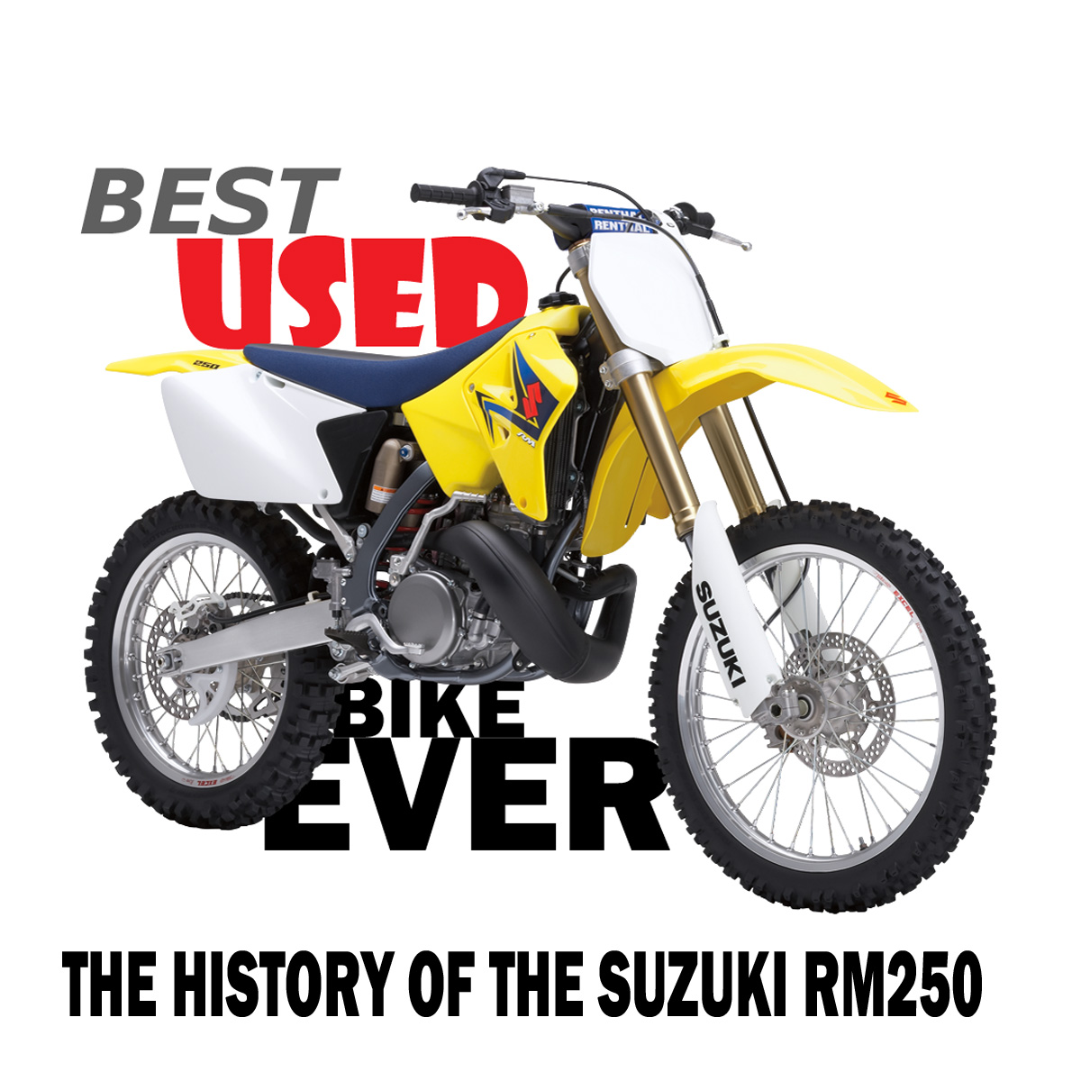 BEST USED BIKE EVER: SUZUKI RM250 | Dirt Bike Magazine