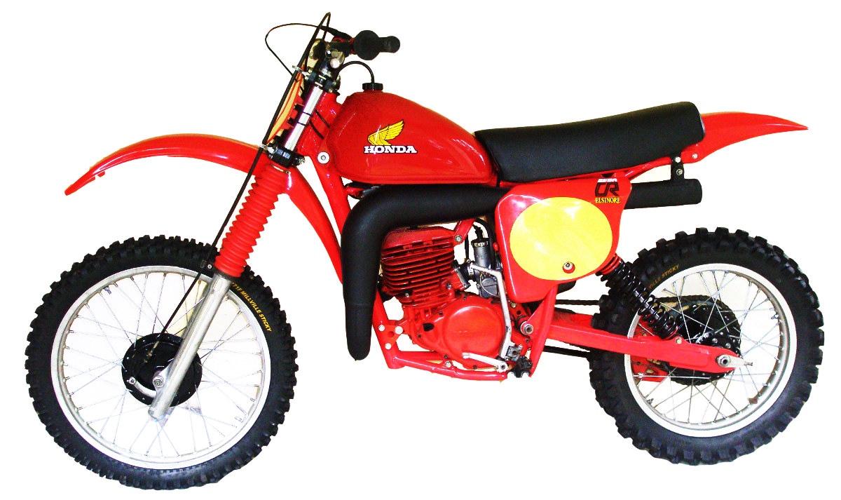 Hondas Greatest Bike The Cr250r Two Stroke Dirt Magazine Honda Motorcycles Prototypes