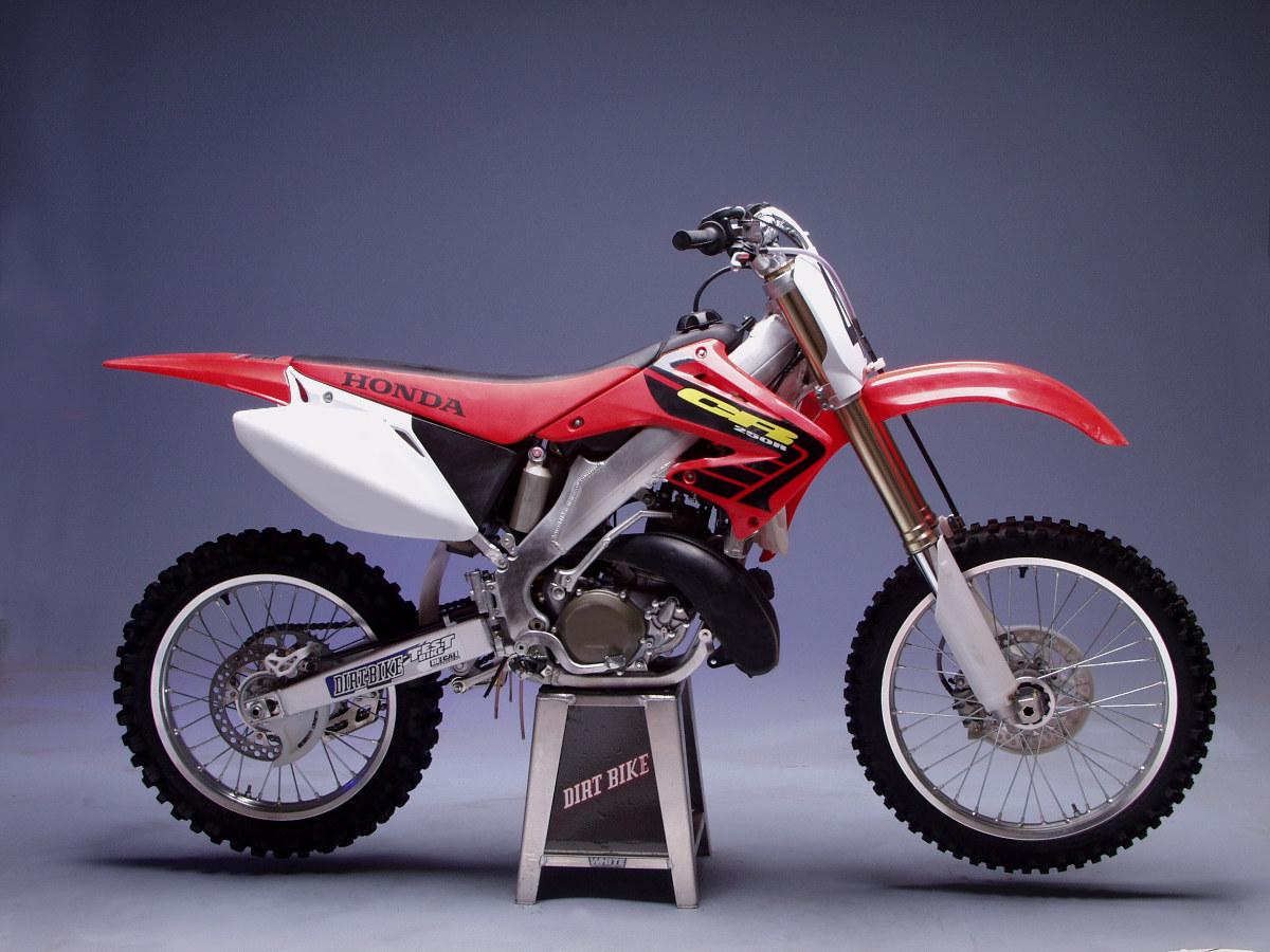 Honda S Greatest Bike The Cr250r Two Stroke Dirt Bike Magazine