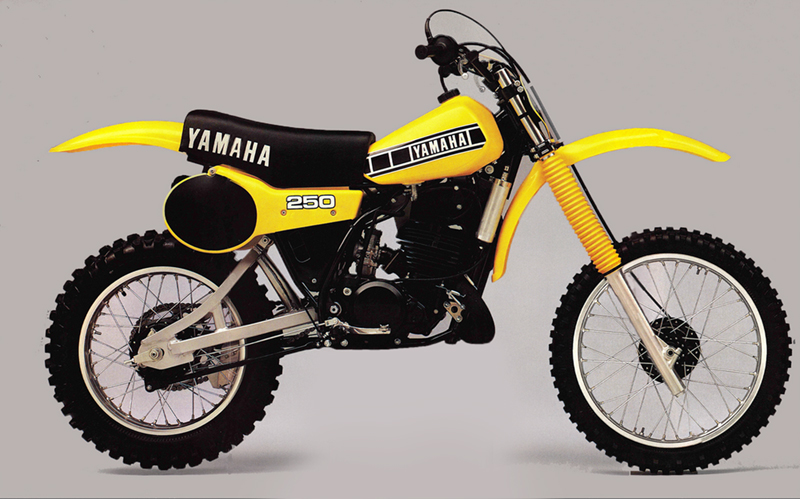 SURVIVAL OF THE FITTEST: THE YAMAHA YZ250 2-STROKE STORY | Dirt Bike