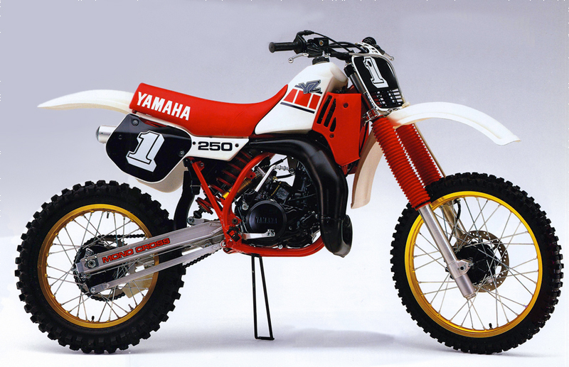 SURVIVAL OF THE FITTEST: THE YAMAHA YZ250 2-STROKE STORY | Dirt Bike ...