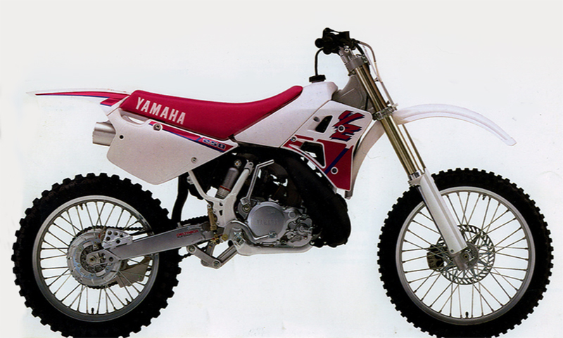 survival of the fittest the yamaha yz250 2 stroke story dirt bike rh dirtbikemagazine com