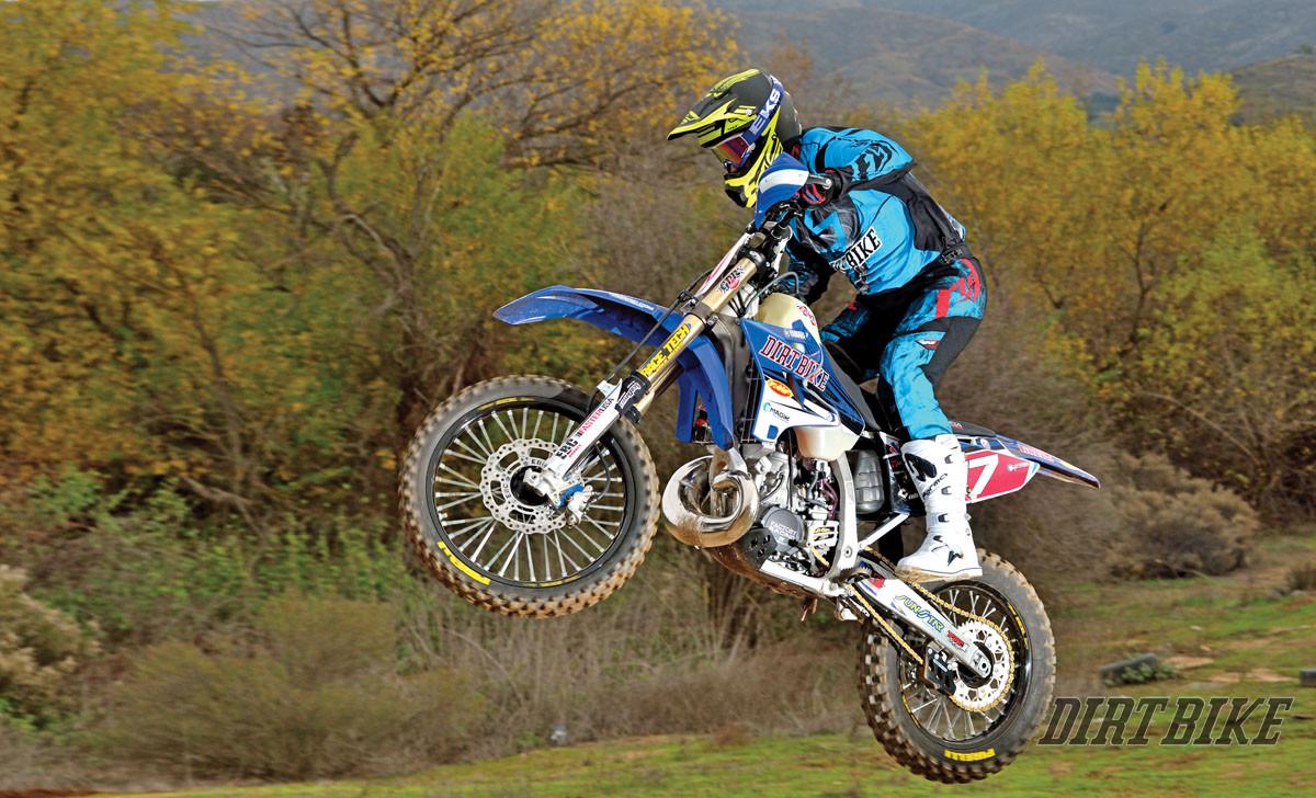 how to make a dirt bike jump