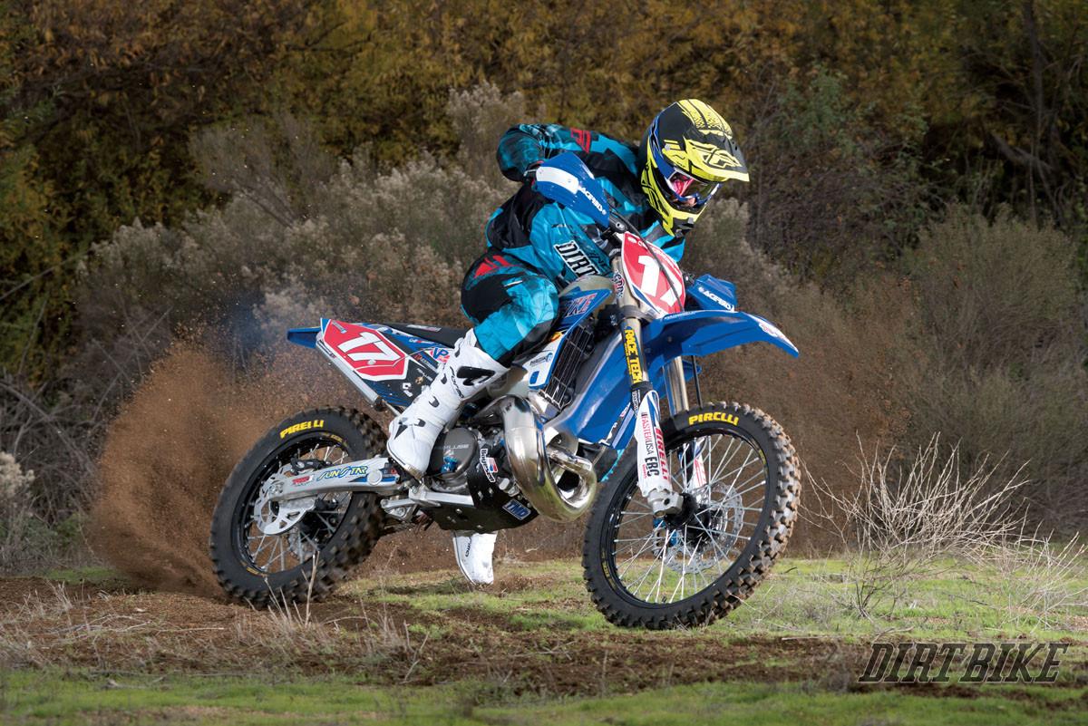 Best Enduro Motorcycle >> 2015 YZ250 OFF-ROAD TWO STROKE BUILD   Dirt Bike Magazine