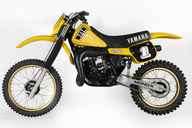 survival of the fittest the yamaha yz250 2 stroke story dirt bike magazine. Black Bedroom Furniture Sets. Home Design Ideas