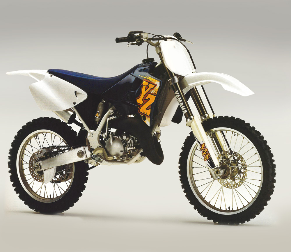 Yz125 The Bike They Cant Kill Dirt Bike Magazine