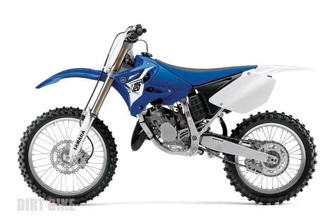 26 Yamaha YZ125