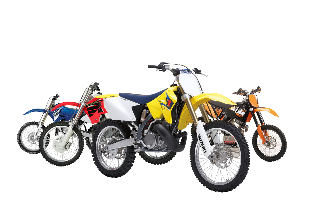 The 10 Best Used 2 Strokes Dirt Bike Magazine