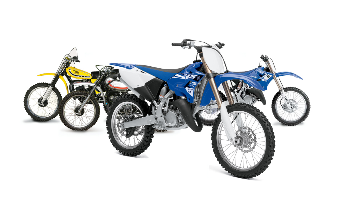 YZ125: THE BIKE THEY CAN'T KILL
