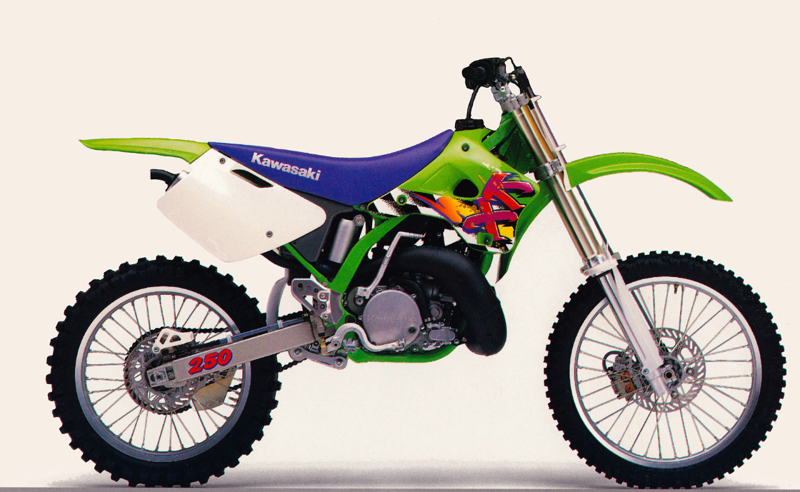 10 BEST DIRT BIKES OF THE 90s