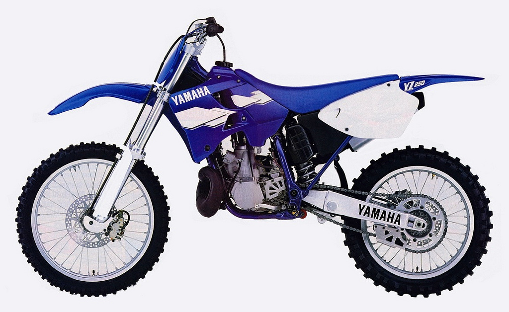 Yamaha   Stroke Dirt Bike