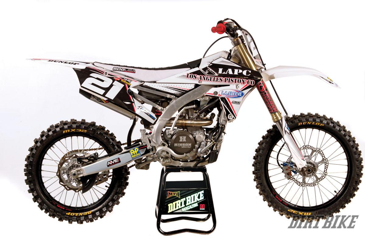 Honda Parts Cheap >> YAMAHA YZ250F: FAST & CHEAP MODS | Dirt Bike Magazine